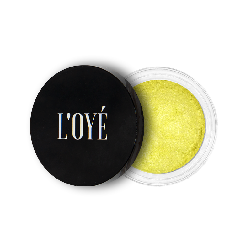 Mineral eyeshadow Mellow Yellow | Mineral eyeshadow Mellow Yellow