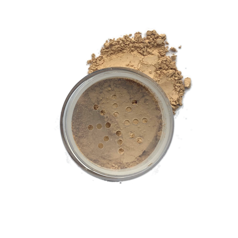 MINERAL FOUNDATION BISQUIT (3/5)