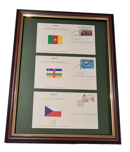 Framing Kit for Postcards & First Day Covers