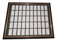 Load image into Gallery viewer, Mounting & Framing Kit for 50 Cigarette Cards (50 card set)