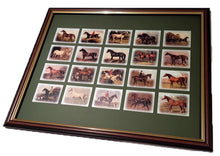 Load image into Gallery viewer, Mounting & framing Kit for 20 Large Cigarette Cards