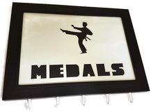 Load image into Gallery viewer, Medal Hanger Frame For Karate