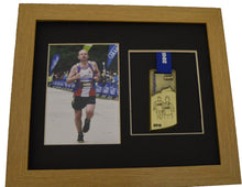 Load image into Gallery viewer, Marathon Medal Photo Frame