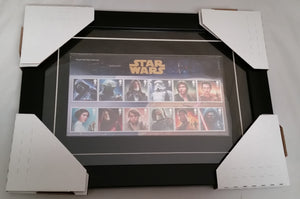 Presentation Pack Display Frame