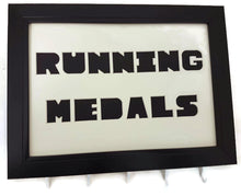Load image into Gallery viewer, Medal Hanger Frame for Running Medals
