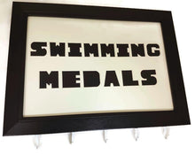 Load image into Gallery viewer, Medal Hanger Frame for Swimming Medals