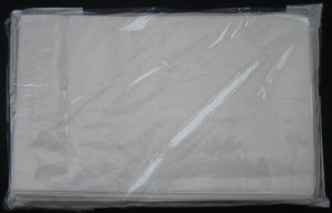 Film Front White Back Bags (100)