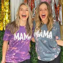 Load image into Gallery viewer, Tie-Dye Mama Tee