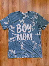 Load image into Gallery viewer, Tie-Dye Boy Mom Tee