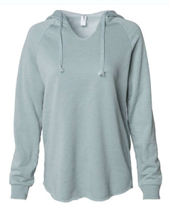 Super Soft Wave Wash Hooded Sweatshirt