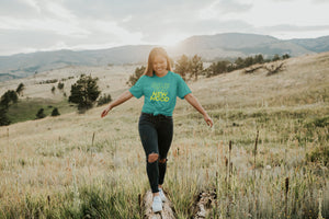 Same You New Mood Tee (Sporty) - Neon Yellow Exclusive