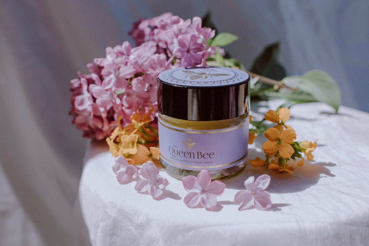The Queen Bee Restorative Moisturizer