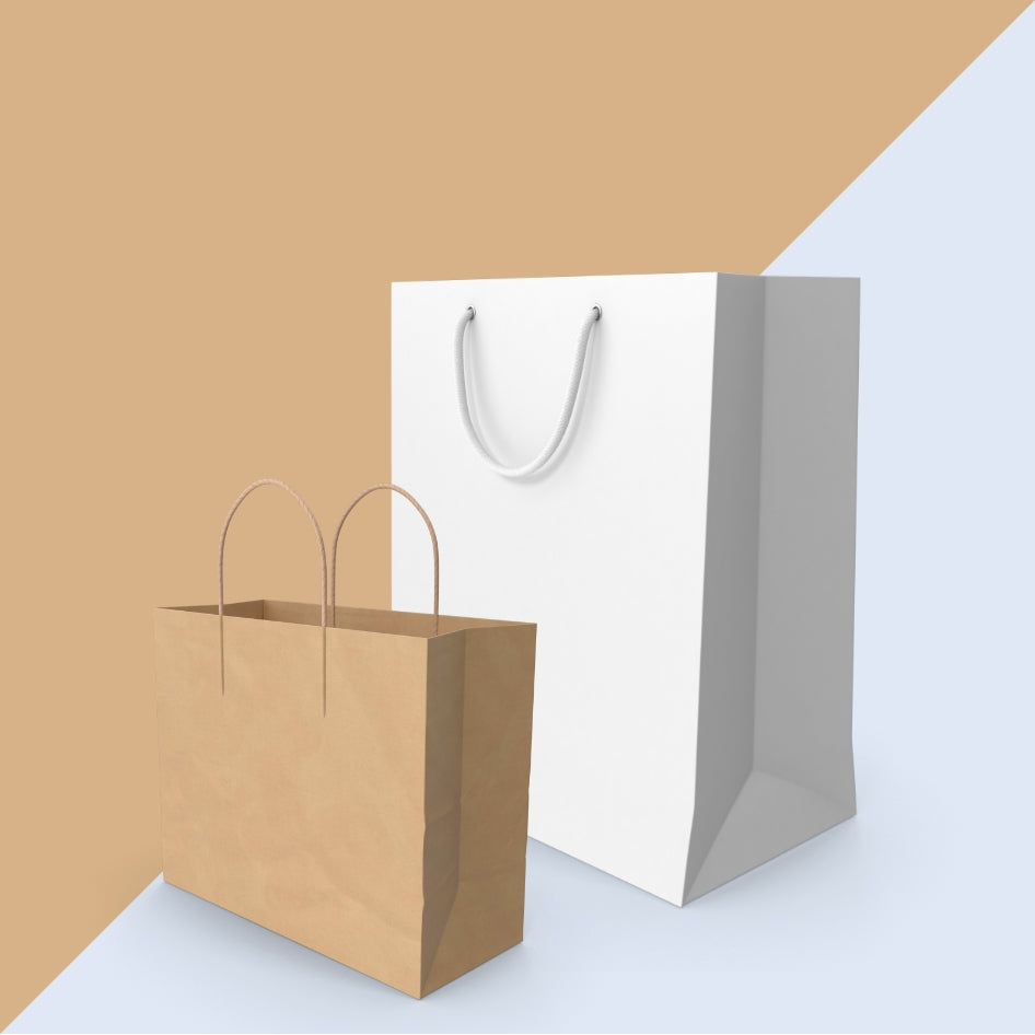 Quality paper bags, wholesale pricing