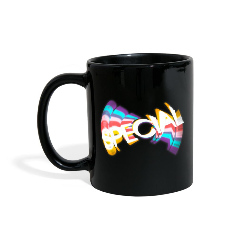 Full Color Mug - black