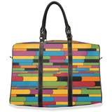 Colorcapsule pattern travel bags - 2 sizes available
