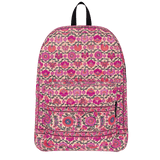 Moraga pink floral backpack