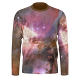 Orion Nebula - Amazing all-over print long sleeve unisex T-shirt for space lovers