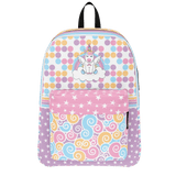 Unicorntastic backpack: A fun & fanciful pastel-colored bag for kids, starring Cleo the Unicorn