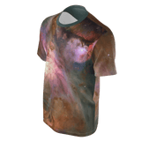 Orion Nebula all-over short sleeve men's/unisex shirt
