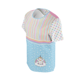 Unicorntastic t-shirt: A fun & fanciful pastel-colored top for kids, starring Etta the Unicorn