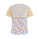 Unicorntastic t-shirt: A fun & fanciful pastel-colored top for kids, starring Lexi