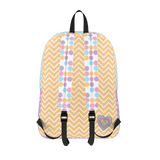 Unicorntastic backpack: A fun & fanciful pastel-colored bag for kids, starring Lexi