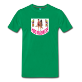 Mod Madness 1967 women on a premium unisex T-shirt - kelly green