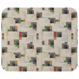 1940s-style pattern mousepads: Geometric designs - Makes a great gift for parents & grandparents