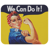 Rosie the Riveter We can do it! mousepad