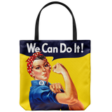 Vintage Rosie the Riveter - We can do it!
