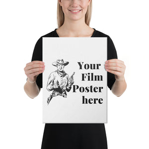 FILM POSTERS on Canvas