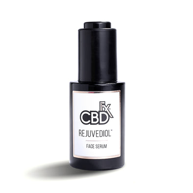 CBDfx Rejuvediol Face Serum - 30mL - 250mg