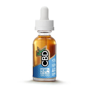 CBDfx Hemp + MCT Oil Tincture 30mL - 1000mg