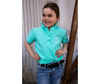 Child - Frilly Collar Polo