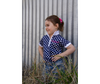 Childs - Zip Collar Technical Shirt