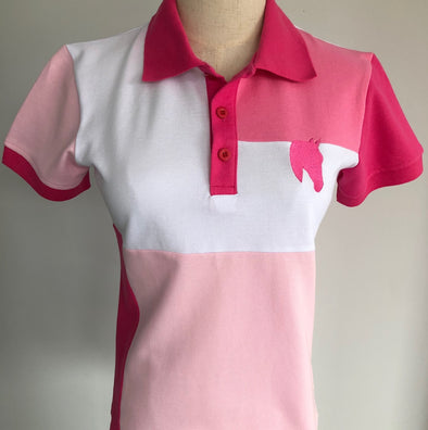 Ladies Polo Pink