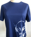 Ladies Casual T Shirt - Navy
