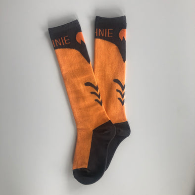 Socks Orange
