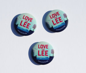 LOVE the LEE Badges