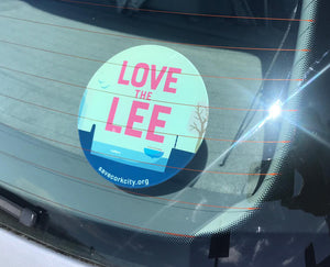 LOVE the LEE Car Stickers