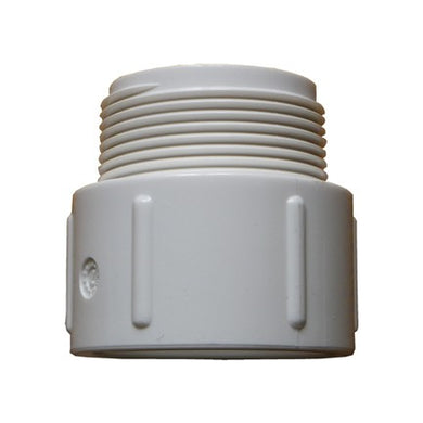 1.5in Socket Nipple P MT White