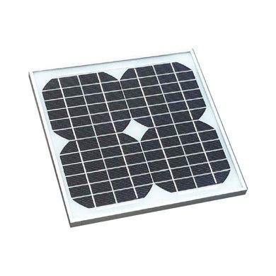 5w Solar Panel For Use With The Plastica Wireless Slidelock Motorisation Kit