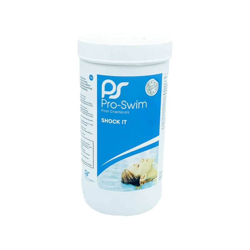 Pro-Swim Shock It - 1kg