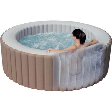 Intex 77in 4 Seater PureSpa Bubble Spa