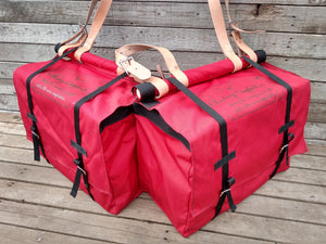 Set of 2 Meat Panniers