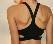Cagliari Bra Top Black