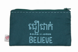 Believe Coin Purse (2 colours)