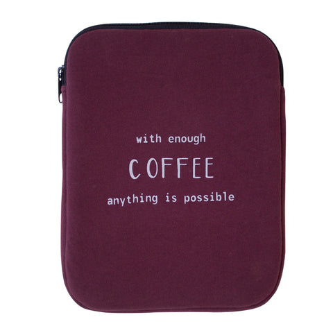 Coffee Mini Laptop Case