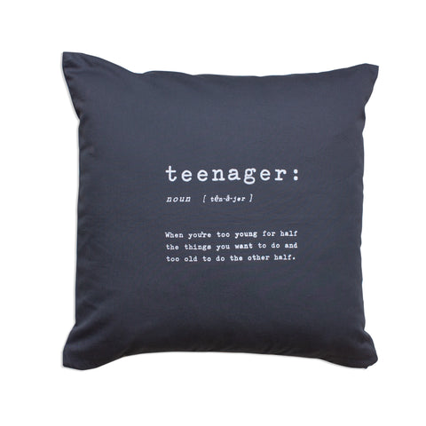 Teenager Cushion