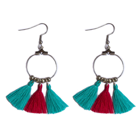 Ocean Earrings (4 colours)